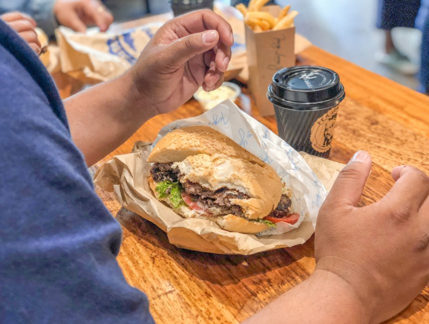 nieuw zeeland eten fergburger