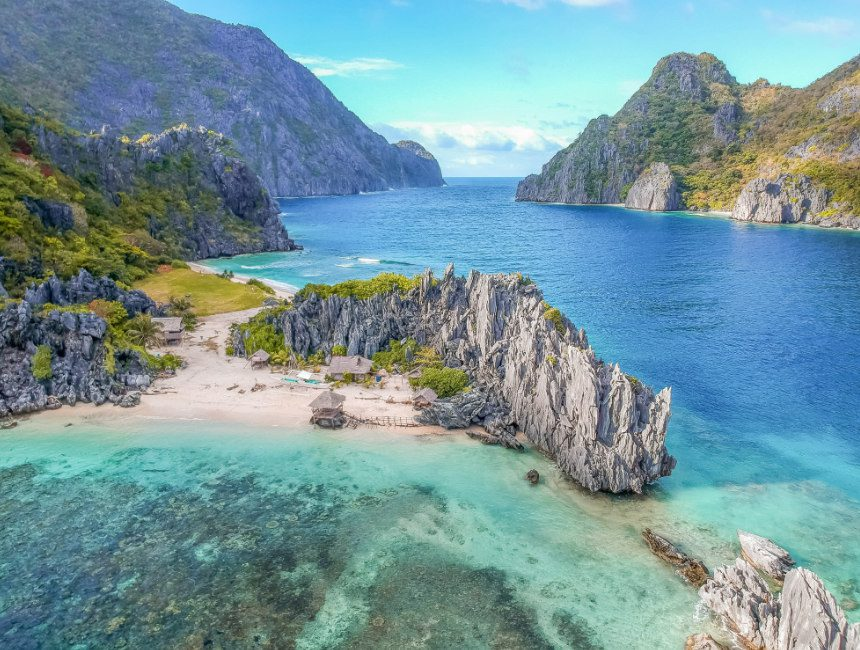 Palawan rondreis Filipijnen