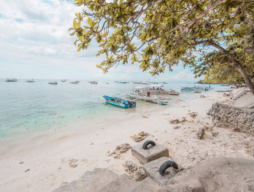 panglao Alona Beach