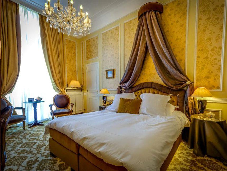 Relais & Chateau Hotel Heritage Brugge romantisch