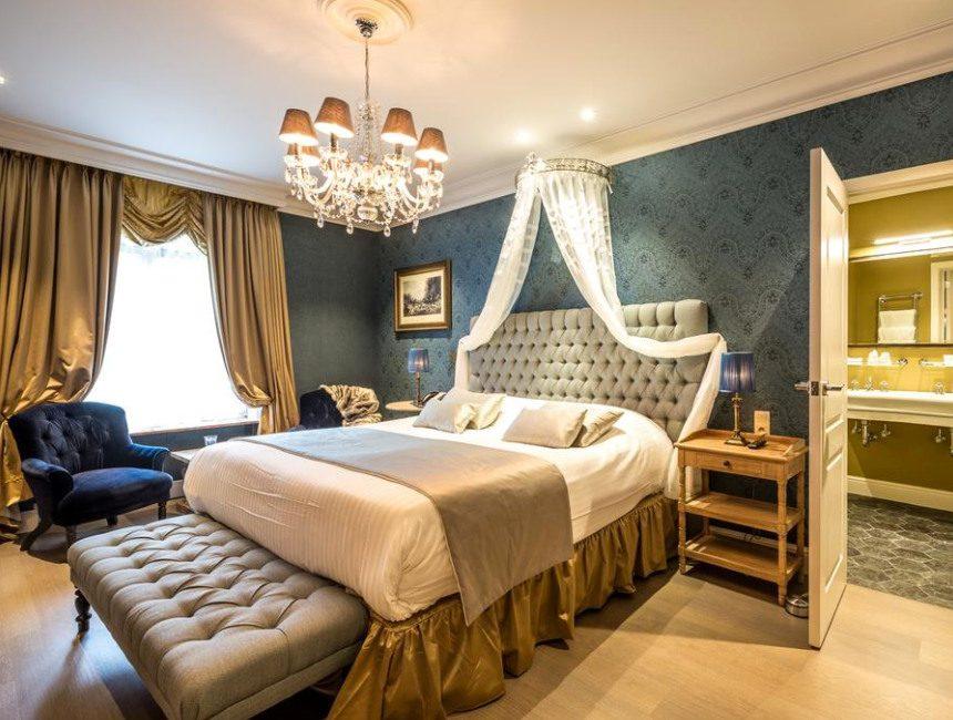 romantisch hotel in Brugge De Castillion