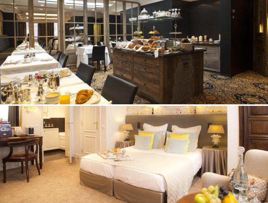 romantisch weekendje Brugge hotel Prinsenhof