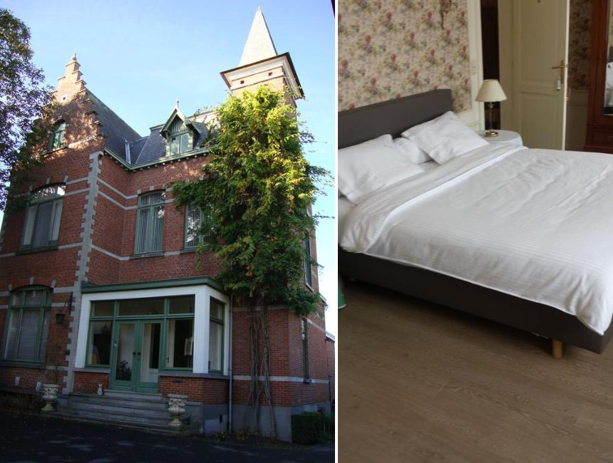 romantische bed and breakfast brugge Fine Fleur