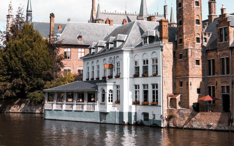 romantische hotels brugge