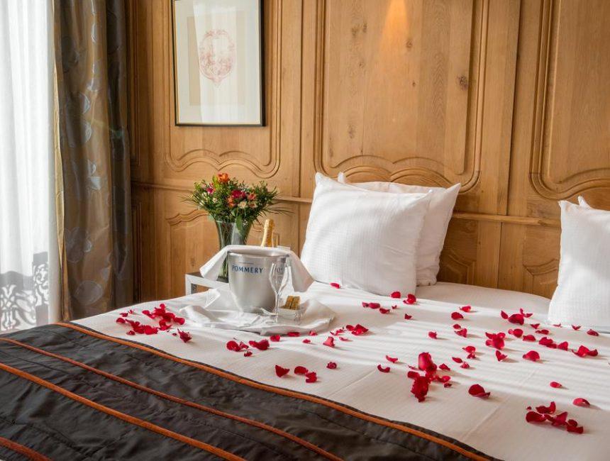 romantische hotels Brugge Martin's Relais