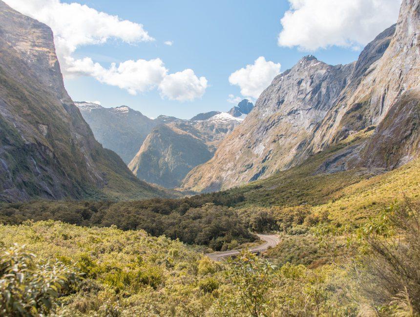 rondreis nieuw zeeland fiordland