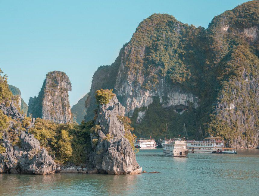 rondreis Vietnam 2 of 3 weken