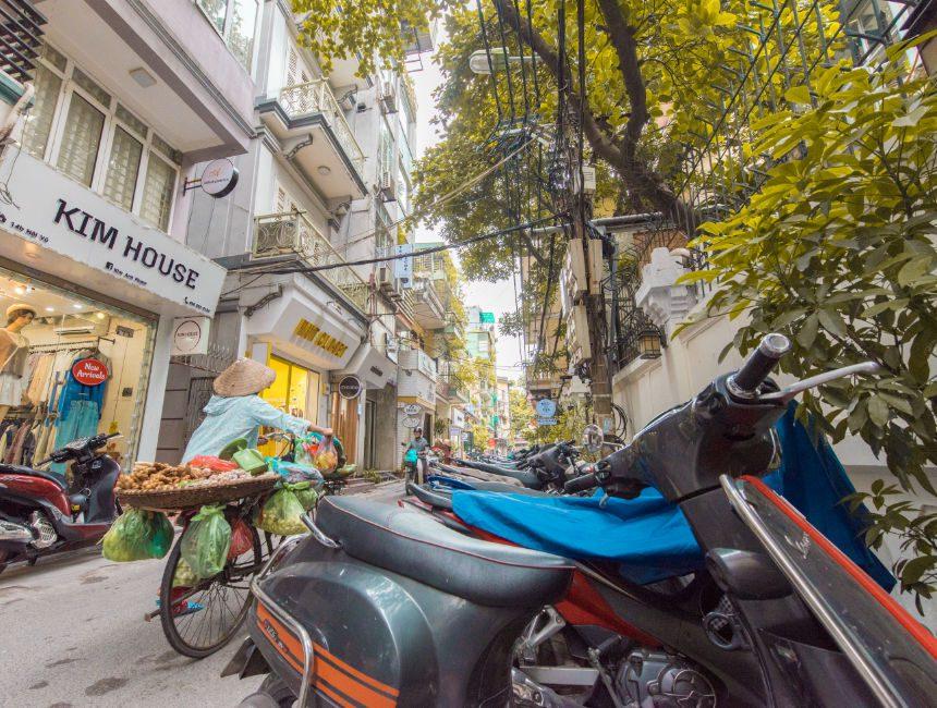 rondreis Vietnam hanoi