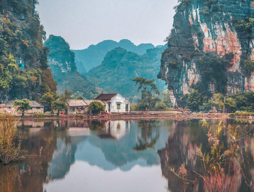 rondreis Vietnam in twee weken ninh Binh