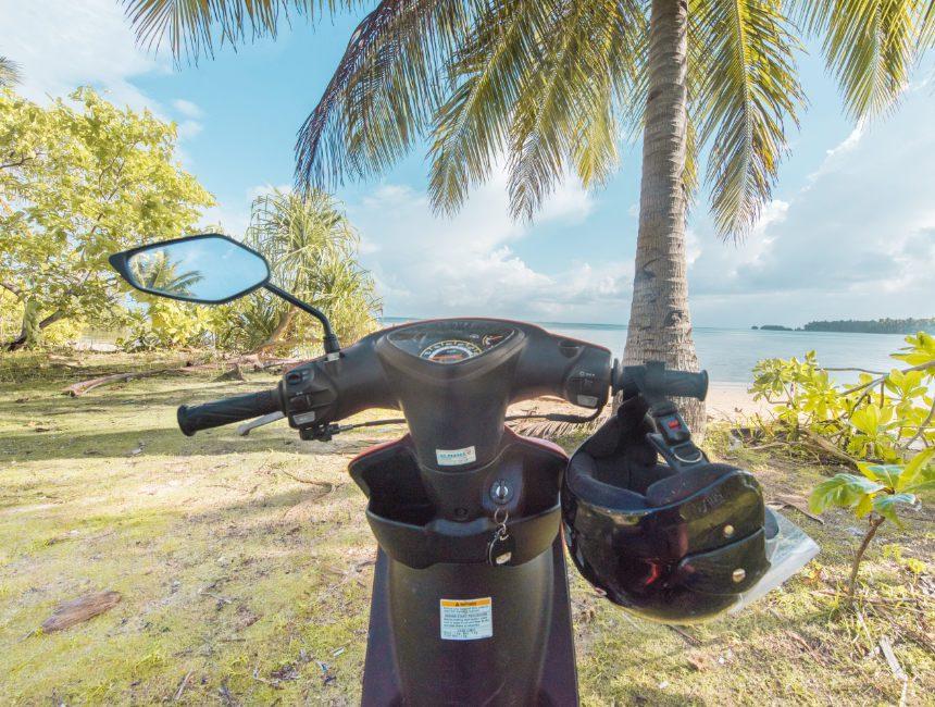 scooter huren Filipijnen