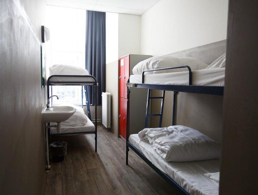 Shelter Jordan Hostel Amsterdam centrum