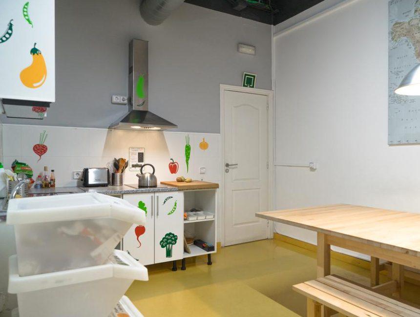 Sleep Green eco hostel Barcelona jeugdherberg