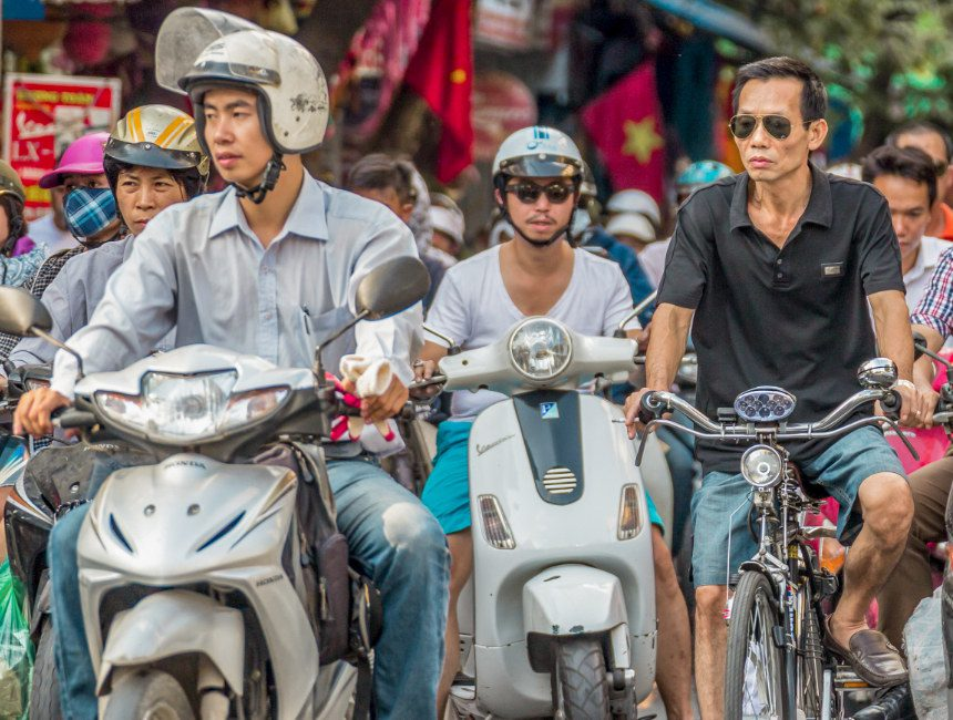 vakantie Vietnam Hanoi