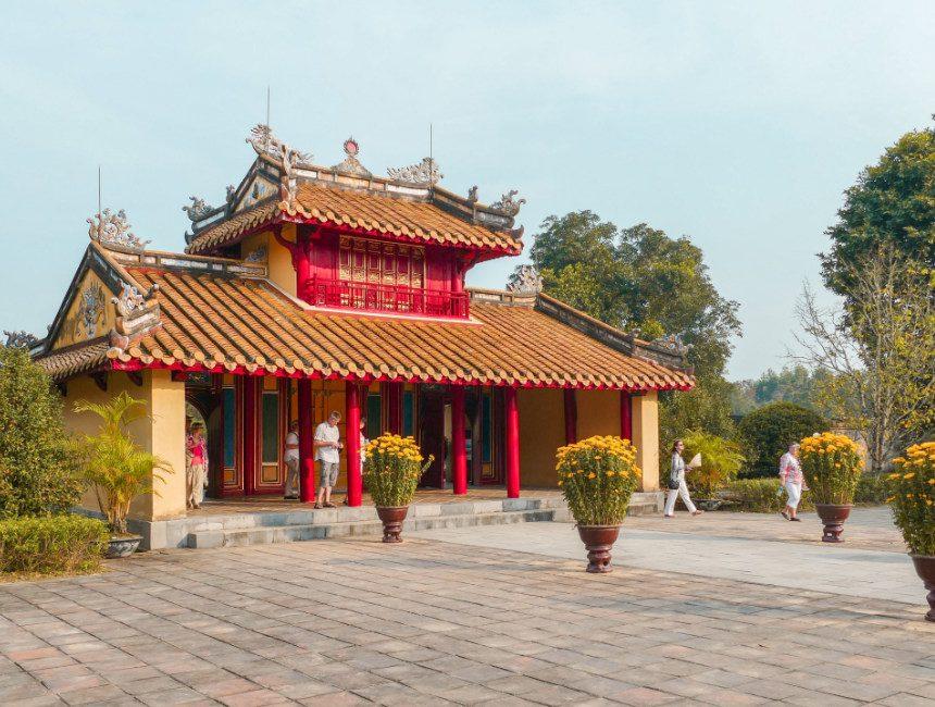 Vietnam rondreis 3 weken Hue