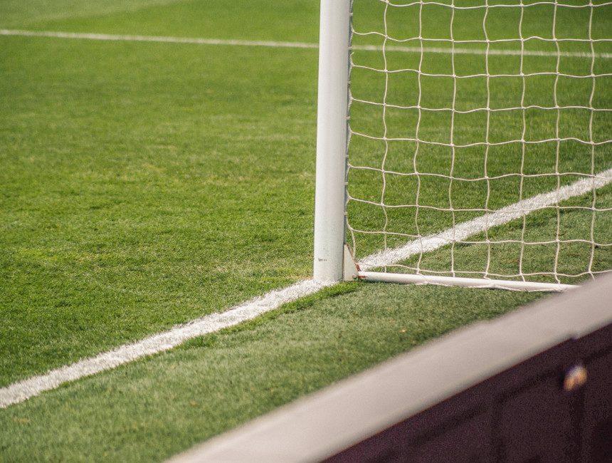 voetbalmatch bijwonen achter de schermen