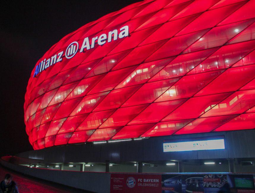voetbalreis Bayern München