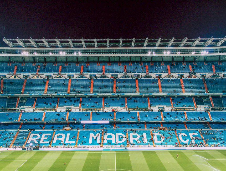 voetbalreis Real Madrid