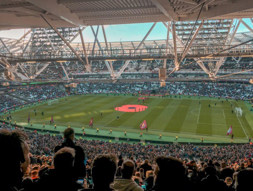 voetbalreizen West Ham
