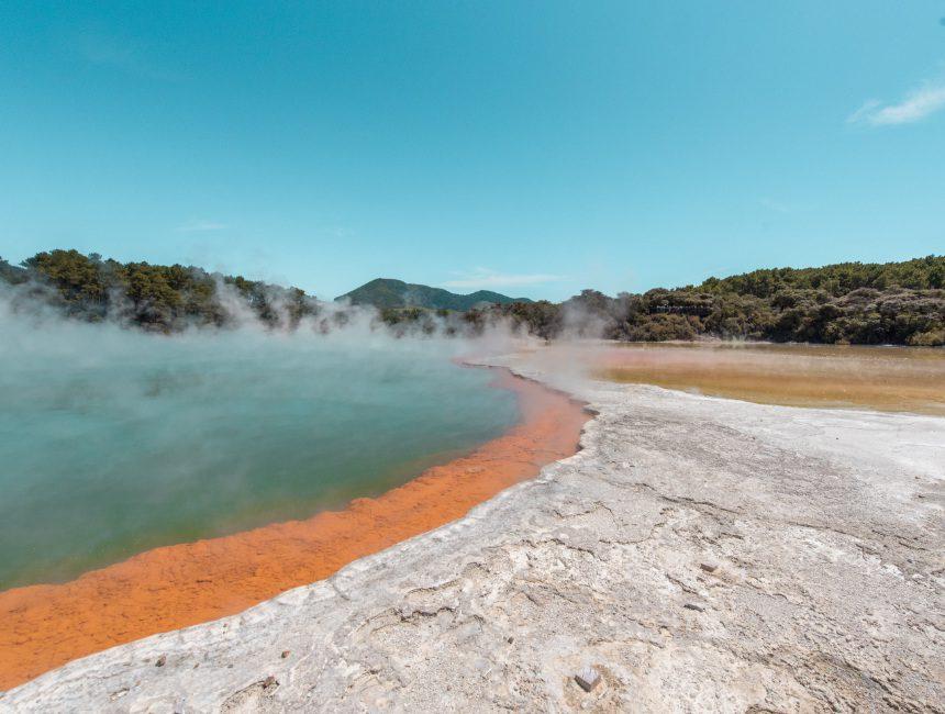 Waiotapu Thermal Wonderland Nieuw-Zeeland