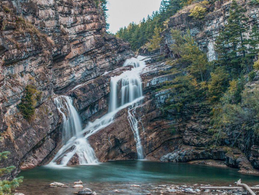 waterton lakes national park canada