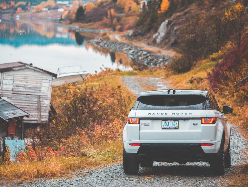 welke auto huren Canada