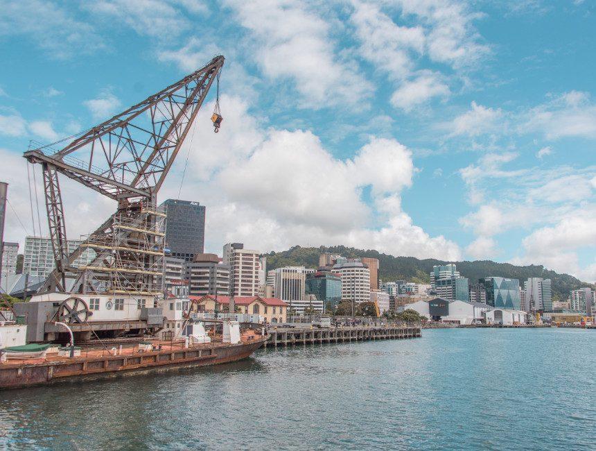 Wellington hoofdstad Nieuw-Zeeland