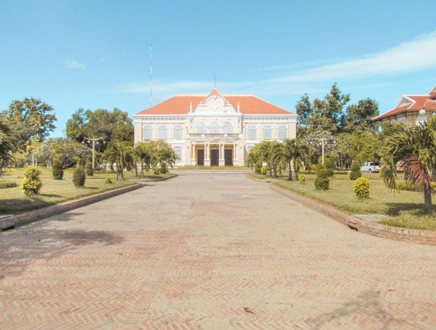 Battambang rondreis Cambodja 2 weken