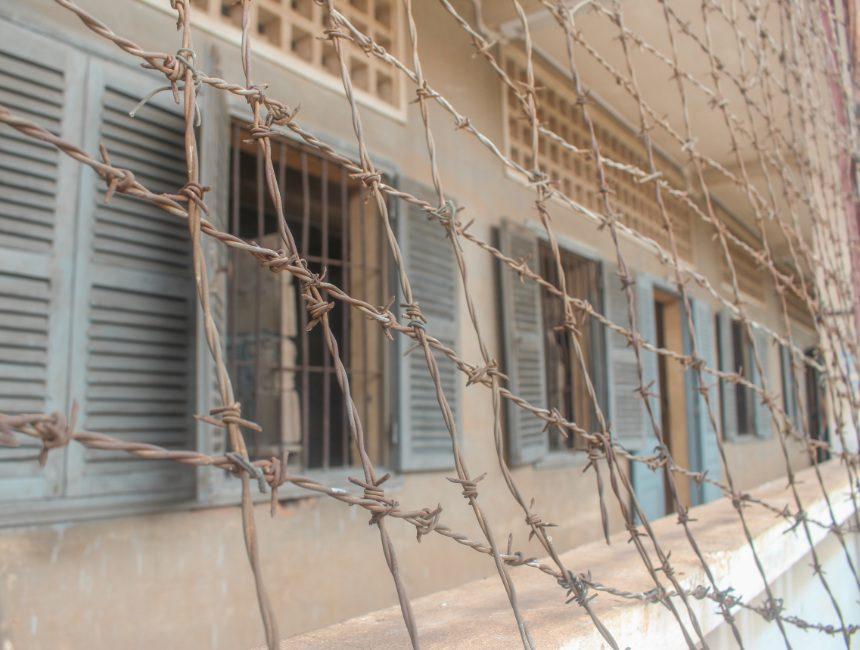 S21 gevangenis Cambodja