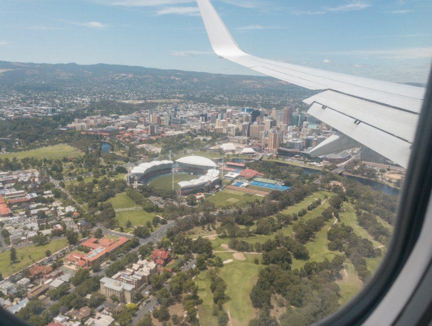 Adelaide reis Australië