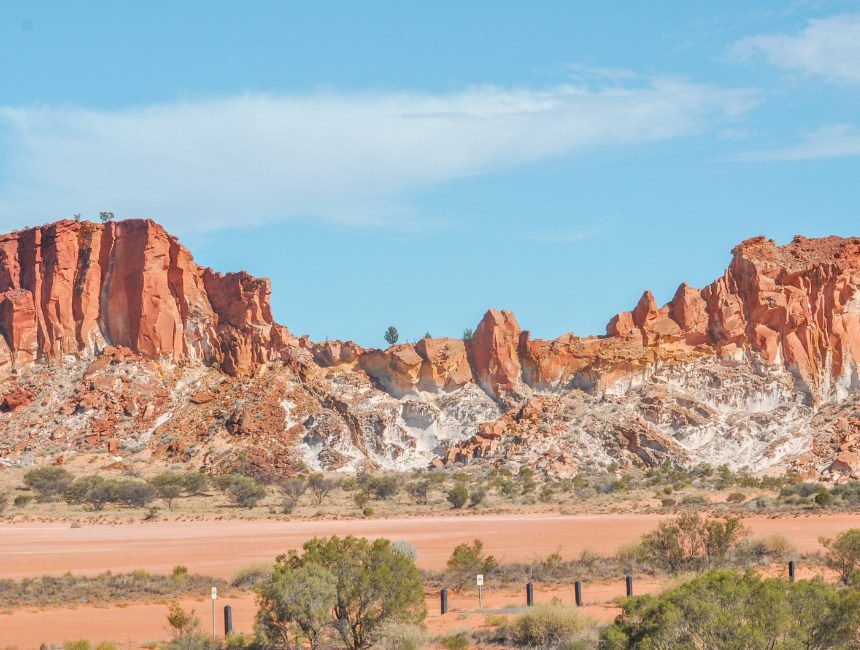 Alice Springs Outback Australië