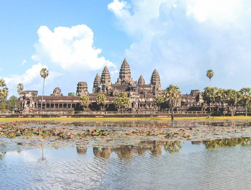 Angkor Wat rondreis Cambodja
