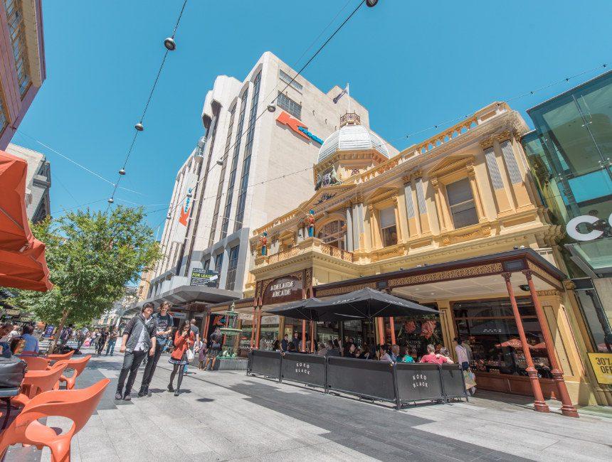 Australie rondreis Adelaide
