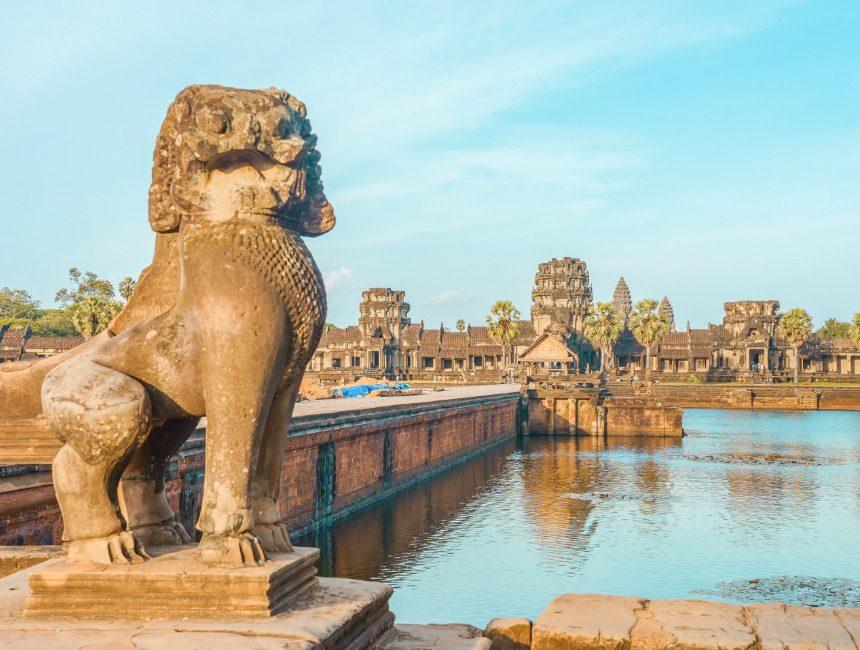 naar cambodja reizen