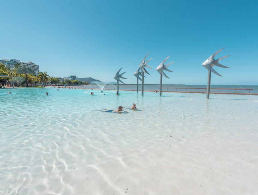 openbaar zwembad cairns