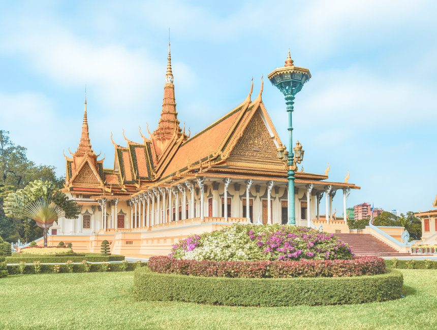 reizen cambodja Phnom Penh