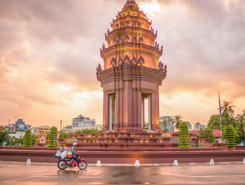 reizen Cambodja rondreis