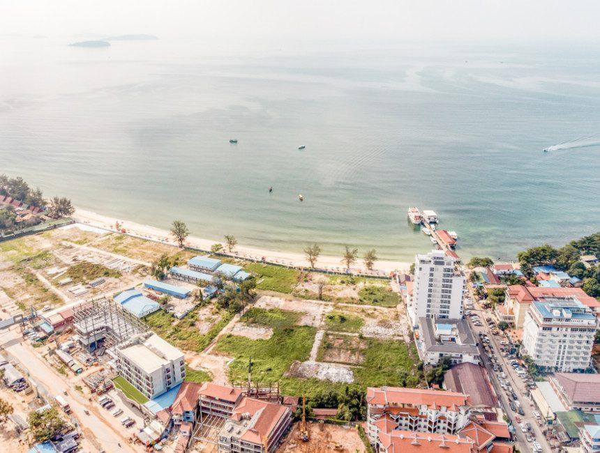 reizen cambodja Sihanoukville