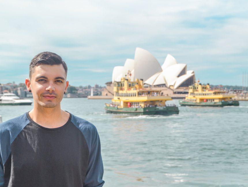 rondreis Australie Sydney Opera House