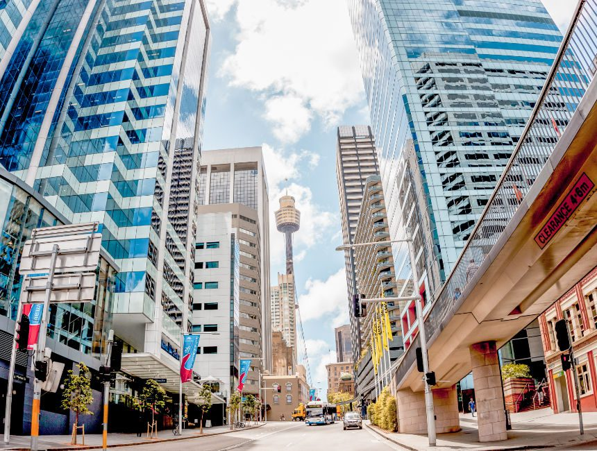 rondreis Australie sydney
