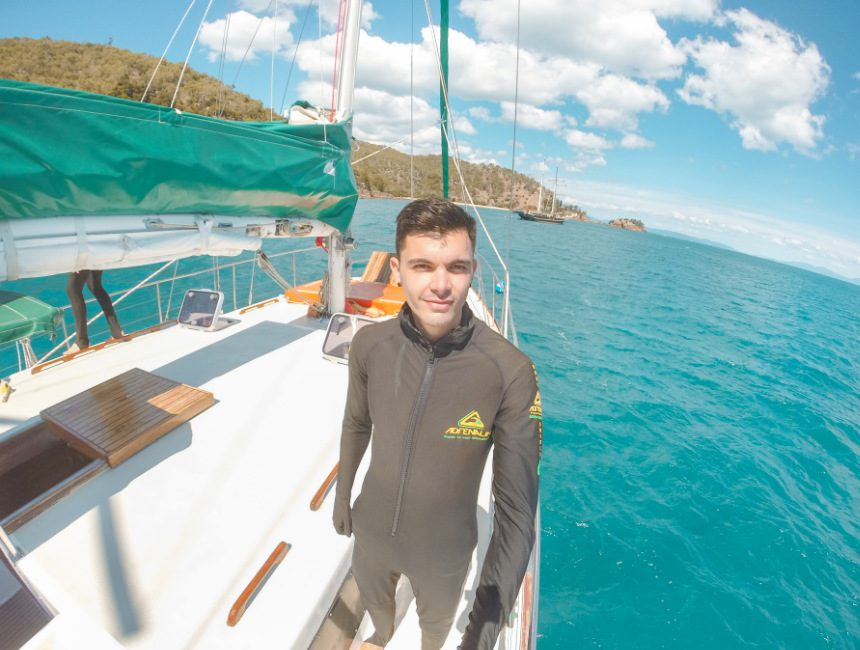 Whitsundays Liveaboard