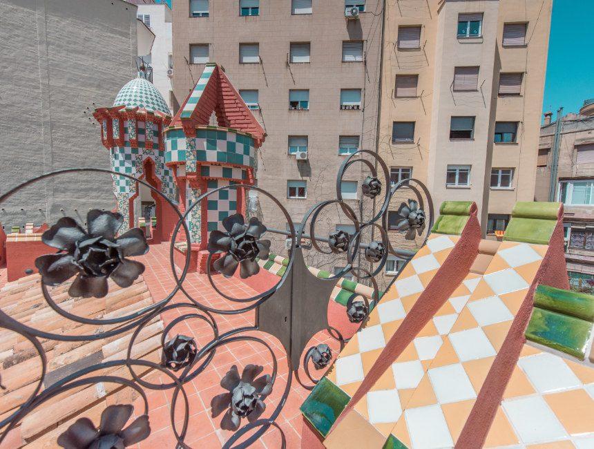 Casa Vicens bezoeken Barcelona