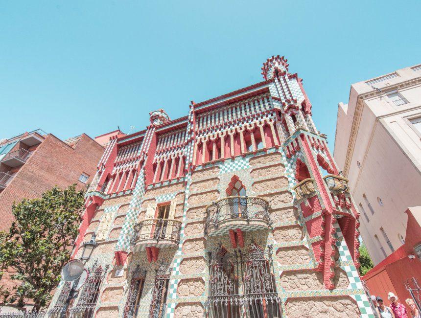Casa Vicens Casa Mila