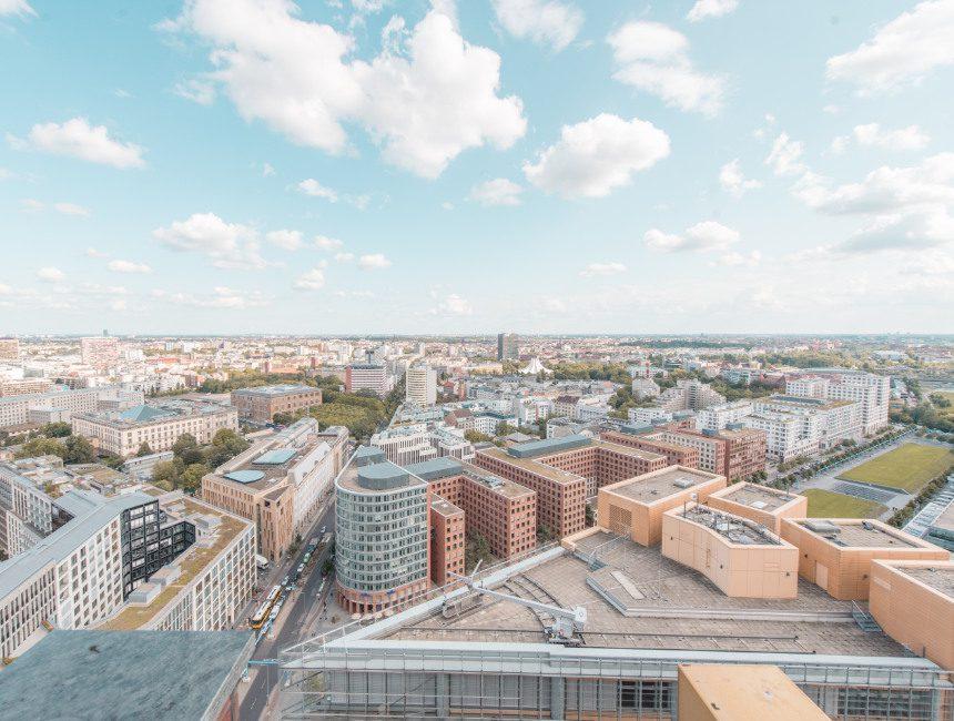Panoramapunkt Berlijn dingen om te doen