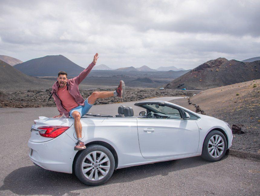 auto huren Lanzarote ervaringen