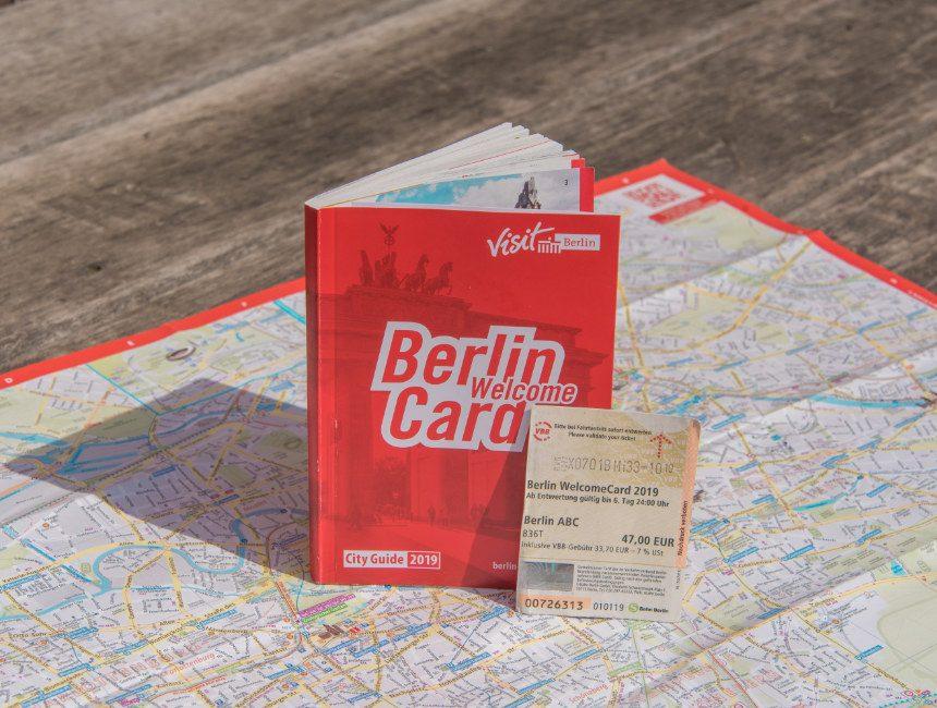 bezienswaardigheden Berlijn Berlin Welcome Card
