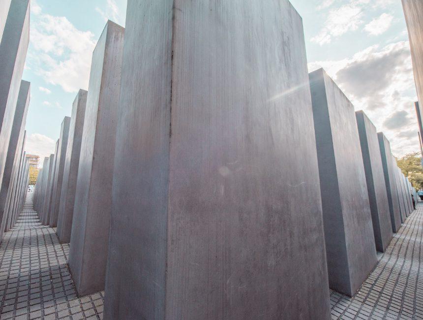 bezienswaardigheden Berlijn herdenkingsmonument voor de joden