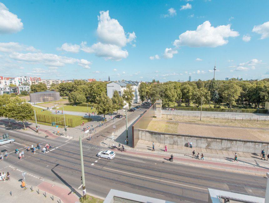 dingen om te doen Berlijn Gedenkstätte Berliner Mauer