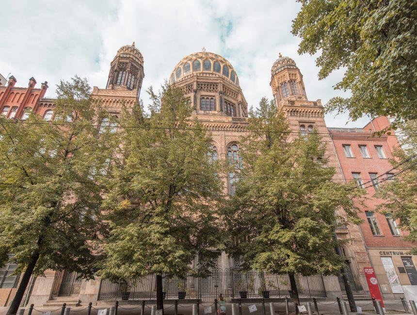 dingen om te doen in Berlijn Nieuwe Synagoge