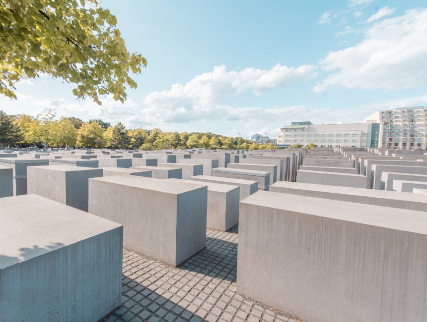 dingen om te doen in Berlijn herdenkingsmonument joden