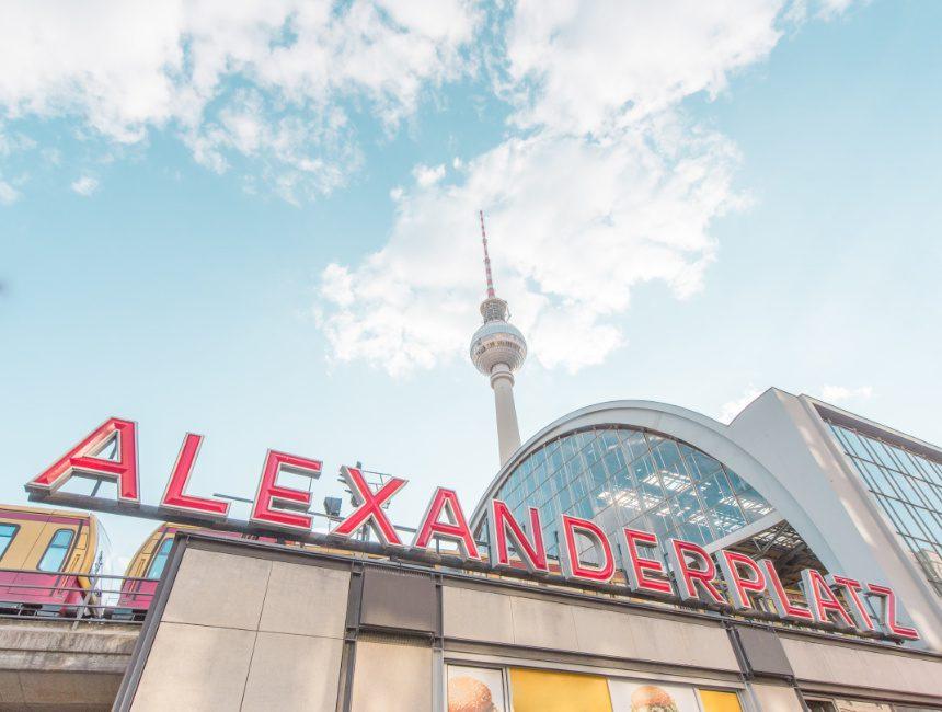 fernsehturm Alexanderplatz Berlijn highlights